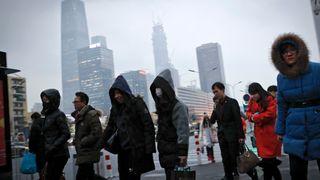 Beijing stenger det siste kullkraftverket
