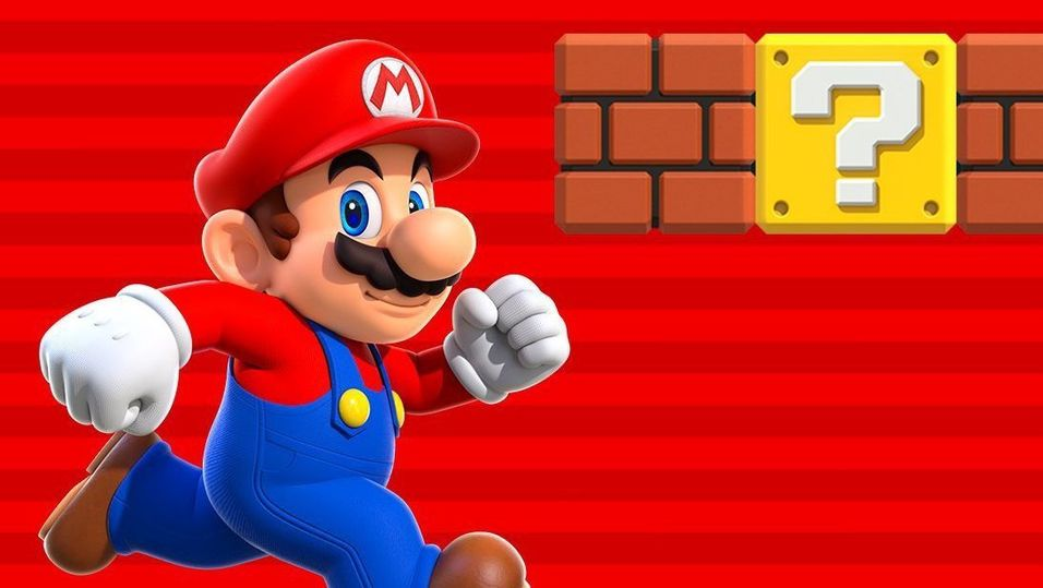 Super Mario Run er ute til Android i dag