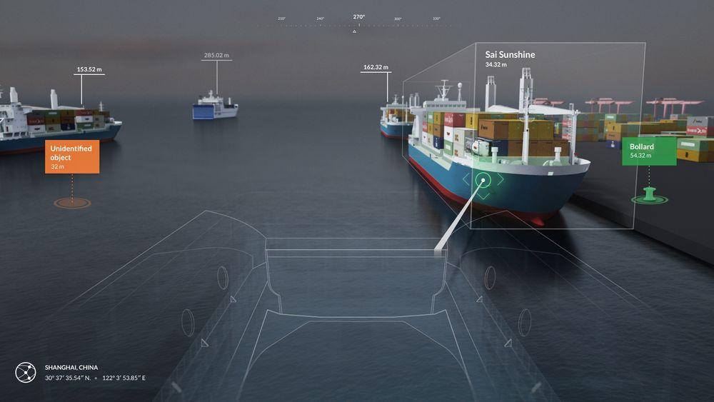 Kombinasjon av informasjon fra skipets egne systemer med eksterne skal hjelpe mannskapet til riktige beslutninger.