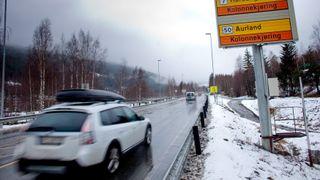 Regjeringen får kritikk etter å ha valgt flere hovedveier mellom øst og vest