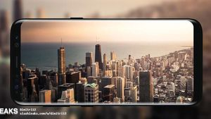 Galaxy S8 vises frem i ny video