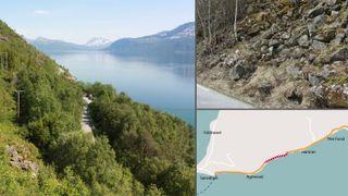 Veien skulle oppgraderes i sommer – for dårlig planarbeid gjør at den må planlegges helt på nytt