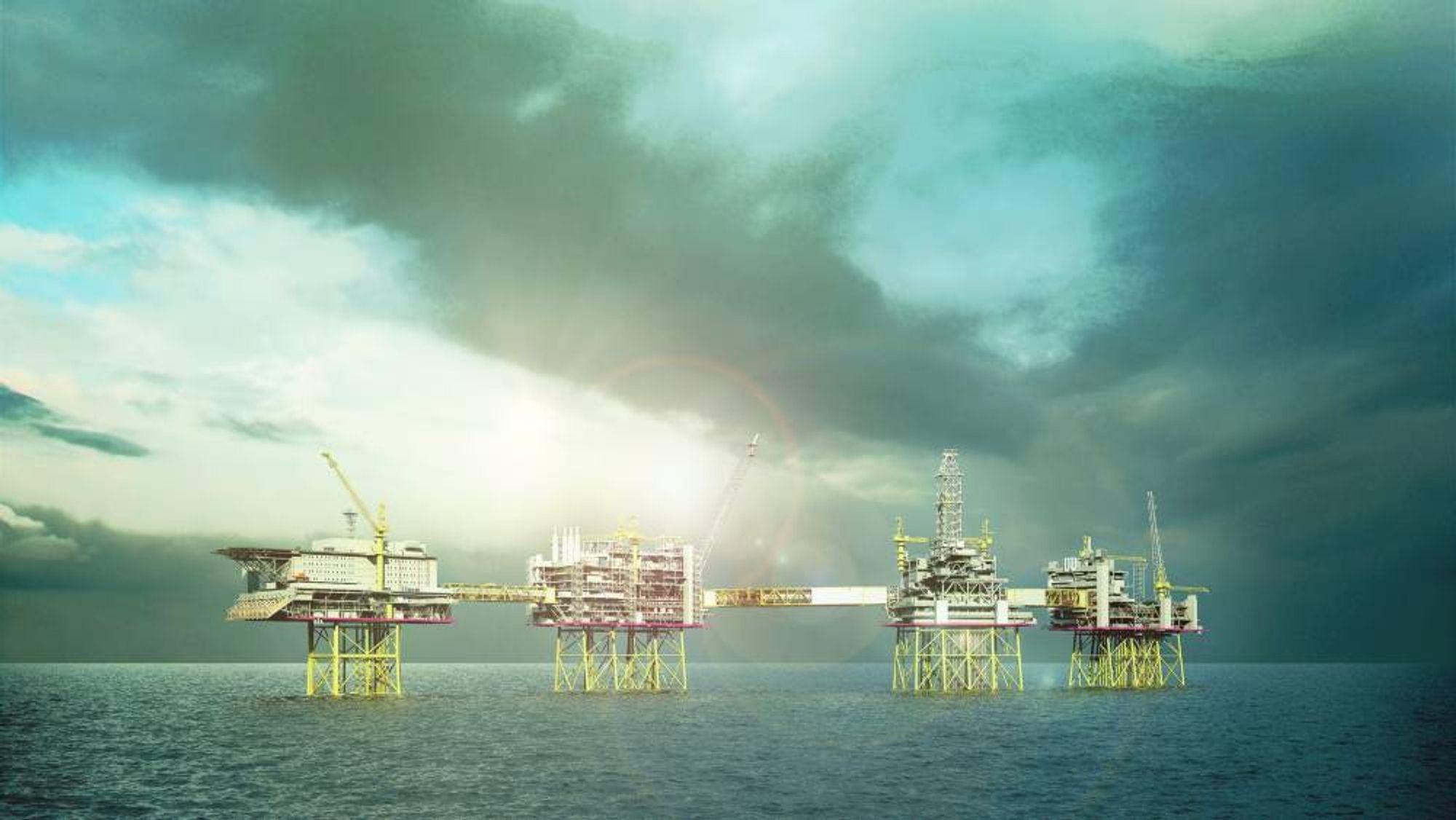 IEA tror etterspørselen etter norsk olje vil være stor i mange år fremover. Johan Sverdrup-feltet, som er under utbygging, skal etter planen lever olje i mange tiår fremover.