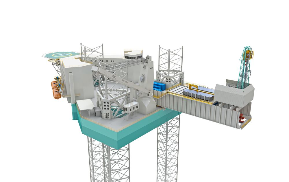 Dwellops workover rigg-konsepter skal gi mer tilpassede operasjoner til oljeselskapene, noe som vil være svært kostnadsbesparende.