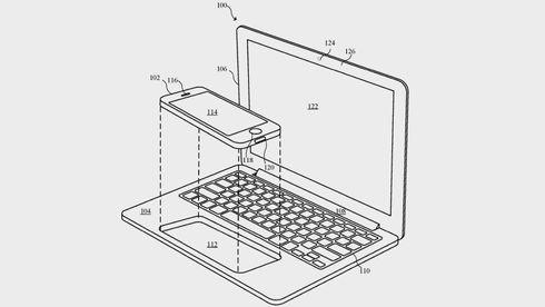 Apple planlegger bærbare PC-er som bruker telefonen som «hjerne»