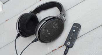 Test: Sennheiser HD650 og Apogee Groove