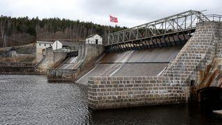 Norske kabler mister fire prosent av kraften på vei til Danmark