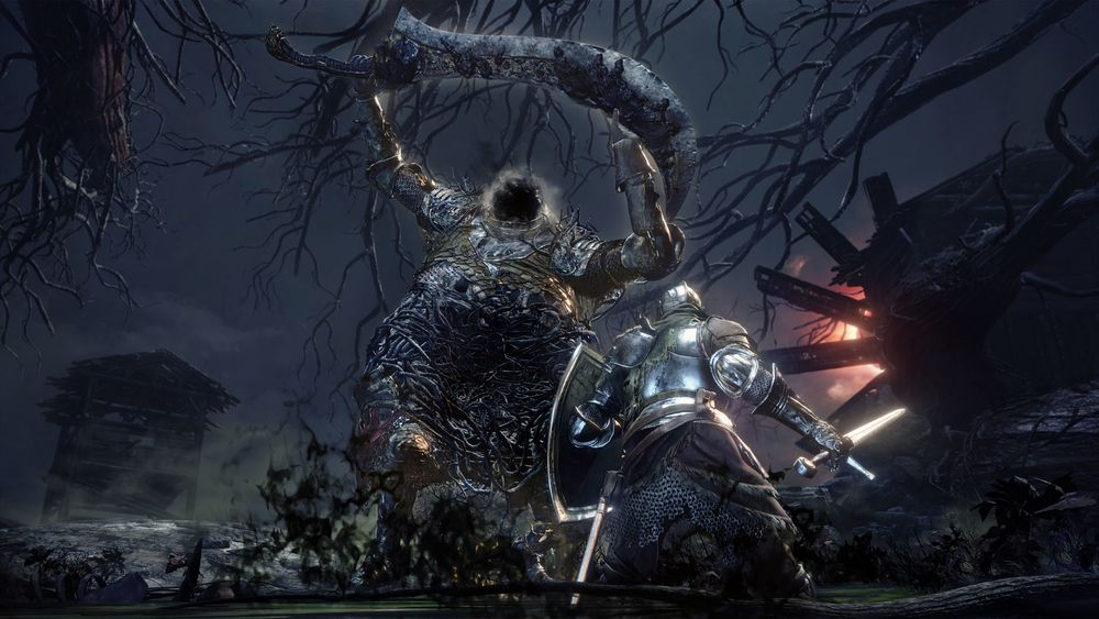 ANMELDELSE: Dark Souls III: The Ringed City