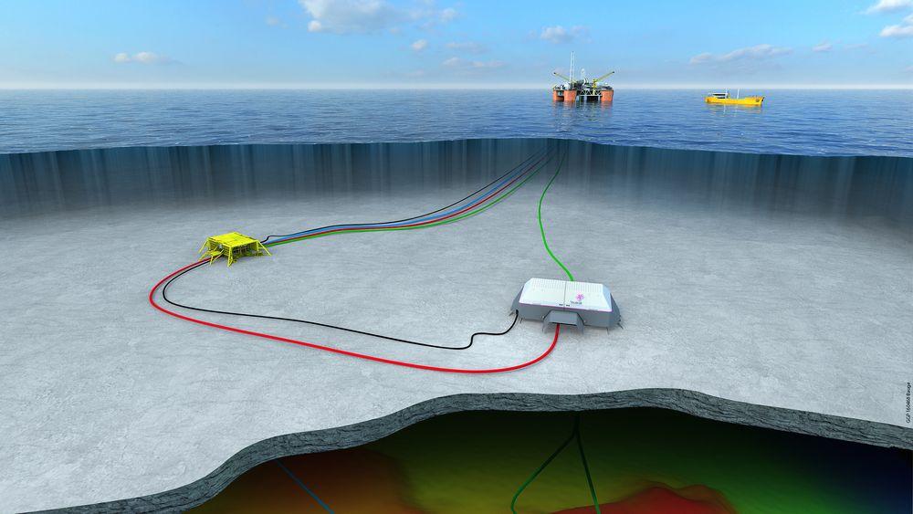 Statoil leverer utbyggingsplan for Njord og Bauge.