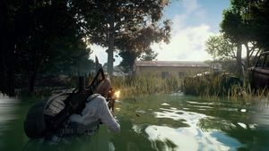 Flerspillerskyteren Playerunknown's Battlegrounds herjer på Steam