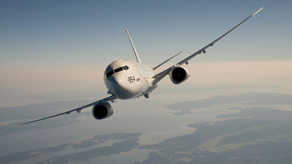 Norge har inngått kontrakt om kjøp av fem nye P-8A Poseidon maritime patruljefly.