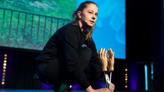 «Dronningen av meningsløse roboter» til norske ingeniører: – Ikke ta ting så himla alvorlig!