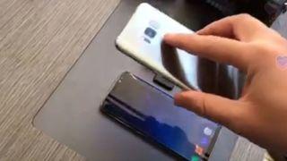 Her lures ansiktsgjenkjenningen på Galaxy S8 med et foto