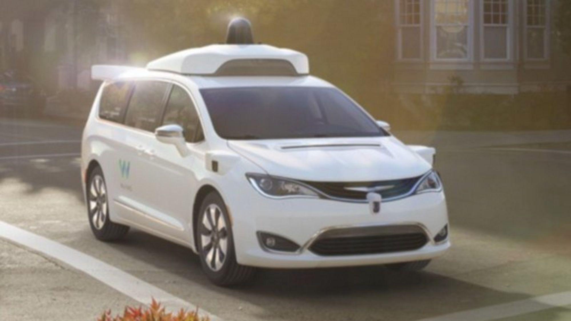Googles satsing på selvkjørende biler, Waymo, tar Uber til retten, fordi de mener at de har stjålet lidar-teknologi fra dem.