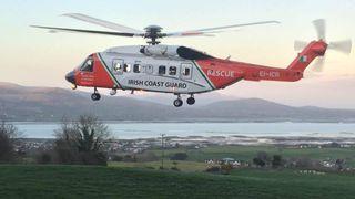 Friskmelder Sikorsky-helikopteret etter Irland-ulykke