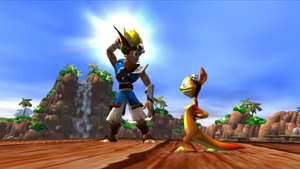De klassiske Jak and Daxter-spillene kommer til PlayStation 4