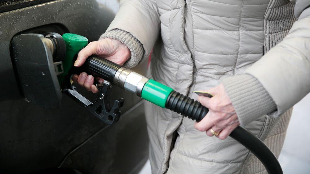 Rekordhøyt dieselsalg i Norge i 2016.