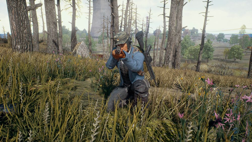 SNIKTITT: Playerunknown's Battlegrounds