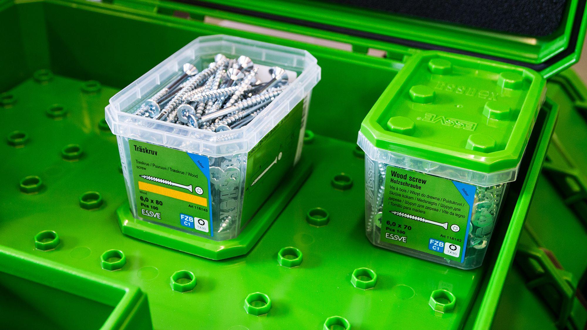ANNONSE: «Voksen-Lego» for både håndverkere og hobbysnekkere