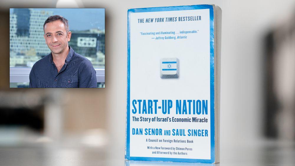 Teknologinasjon: I boken «Startup Nation» forsøker forfatterne Dan Senor og Saul Singer å finne svaret på hvordan Israel fikk den posisjonen de gjorde.