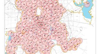 Amerikansk storby holdt våken da katastrofealarm ble hacket
