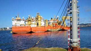 150 offshoreskip i opplag har satt fart i utbyggingen av landstrømanlegg langs kysten