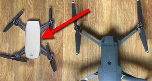 DJIs neste drone er bitteliten og heter «Spark»