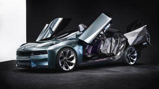 Denne bilen er bygget på Volvo-teknologi