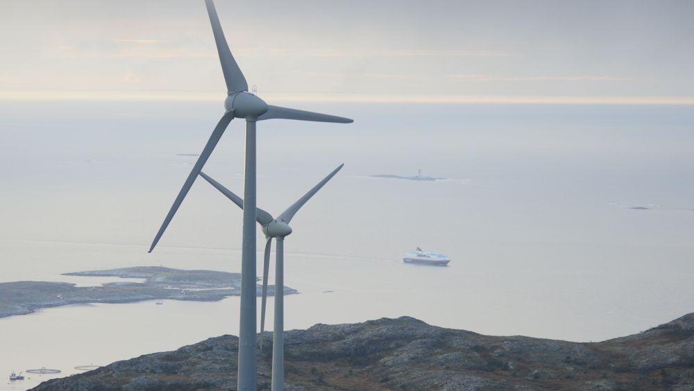 Trønderenergi har i dag 330 GWh vindkraft i produksjonen sin og har tatt i bruk softwaren i hele sin portefølje.