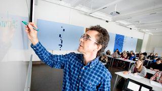 Først ute med master i data science: – Det er stor etterspørsel etter faget overalt i teknologien