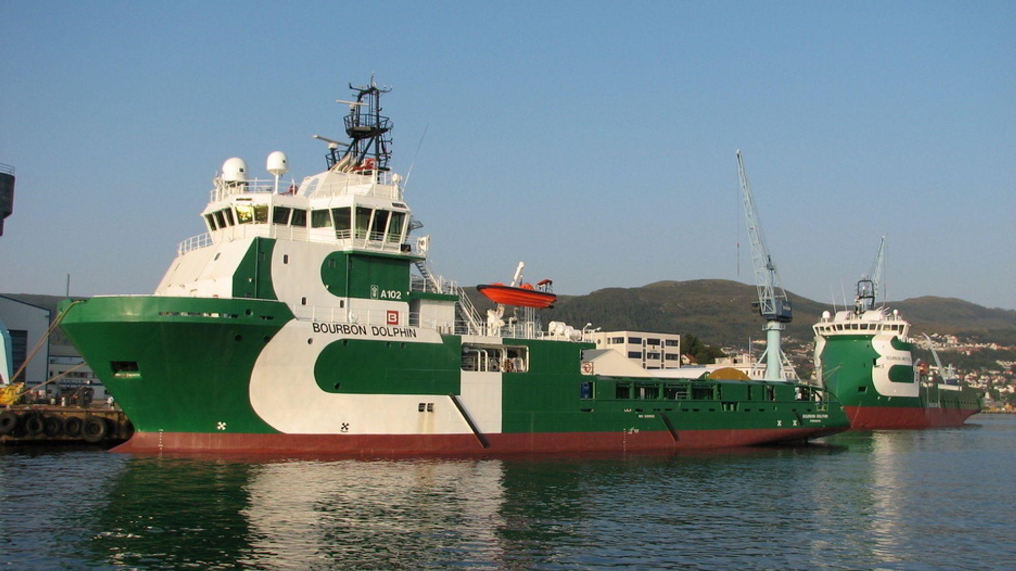 Etter at Bourbon Dolphin kantret for 10 år siden, har det blitt satt strengere krav til design av offshoreskip.