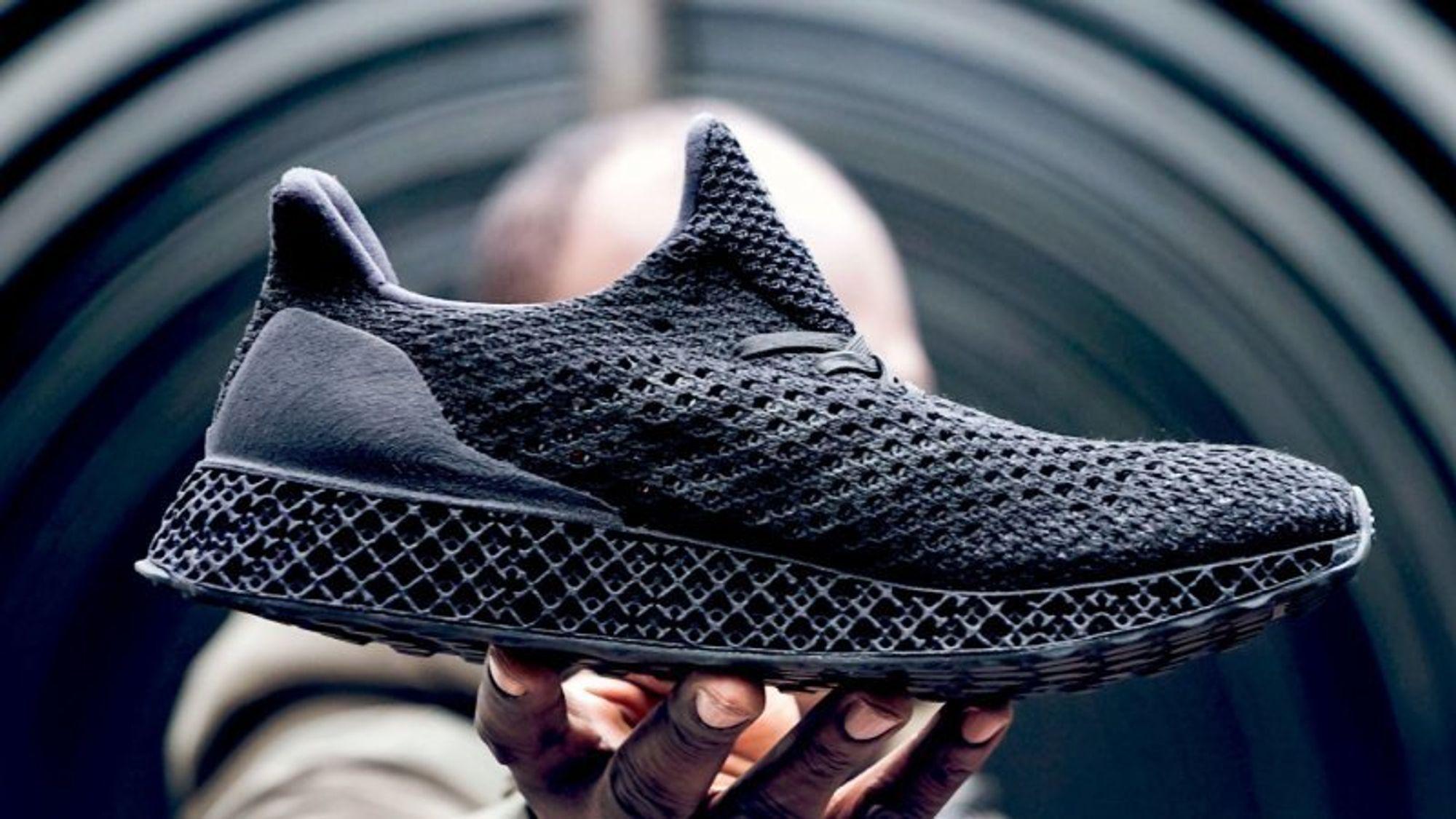 Adidas vil masseprodusere 3D printede sko Tu.no