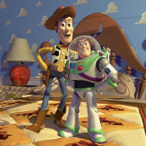 Woody og Buzz var faktisk tiltenkt som «summon»-figurer i Kingdom Hearts II.