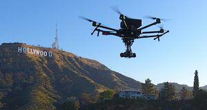 Denne dronen kan ta opp VR-video i 6K-oppløsning