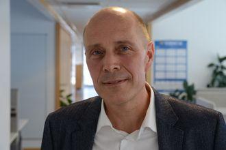 IT-direktør Torbjørn Larsen i Nav.