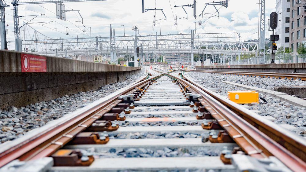 Jernbaneverket, som nå er erstattet av Bane Nor, hadde omfattende konsulentbruk fra 2011 til 2016.  Foto: Krister Sørbø / NTB scanpix
