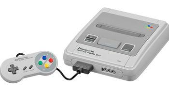 – Mini-Super Nintendo kommer i år