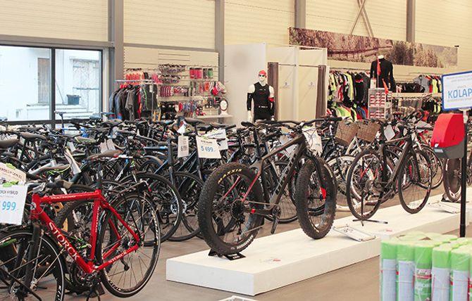 Omsetningen hos Bikeshop.no har vokst fra år til år og i 2015 passerer Bikeshop.no 100 millioner. I oktober 2014 flyttet de inn i egne lokaler på Skoppum i Horten.