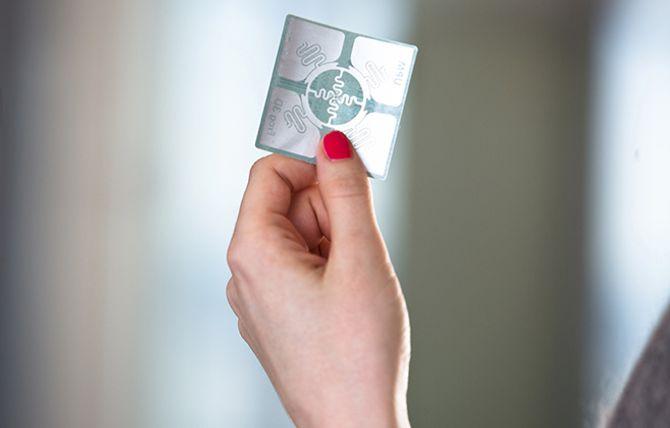 Posten satser nå stort på pakkesporing ved hjelp av RFID-teknologi.