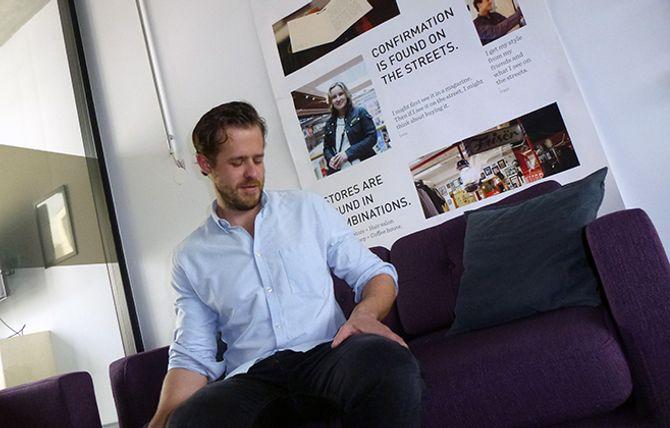 1a8ff59d Zalando-gründer Robert Gentz: Europas digitale motekonge - Ehandel.com