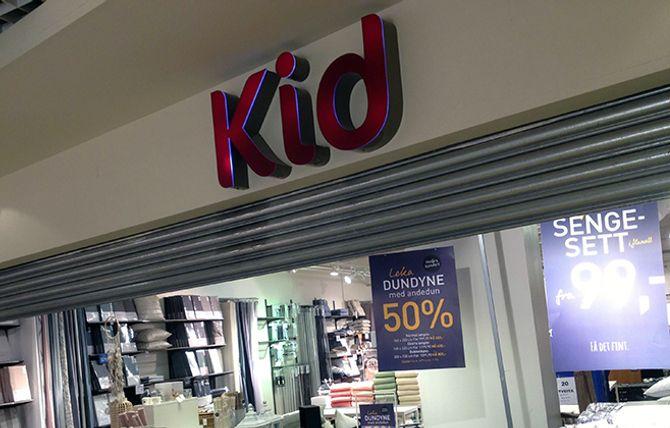 Kid Interiør er landets mest lønnsomme i sin bransje. Her fra butikken på Tveita i Oslo.