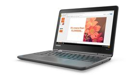 Lenovo Flex 11 Chromebook.