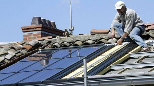 Kraftig økning i produksjon av solenergi fra norske hjem