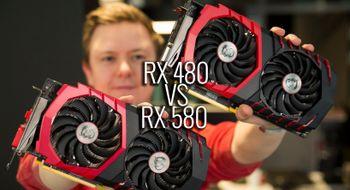 Test: MSI RX 580 8GB «Gaming X»