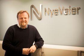Pprosjektdirektør i Nye Veier Øyvind Moshagen