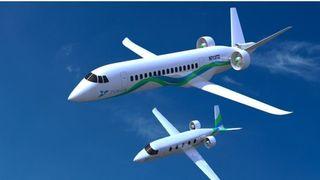 El- og hybridpassasjerfly kan være på vingene i 2020. Skal ha 80 prosent lavere utslipp