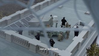 Nasams på Designated Survivor.