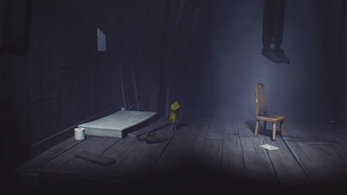 Little Nightmares er ikke et spill for de yngste.