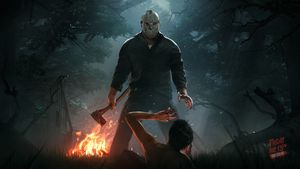 Se litt av enspillerdelen i Friday the 13th: The Game