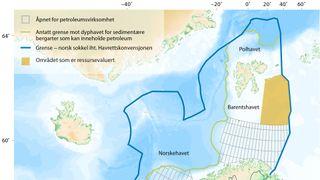 Oljedirektoratet tror på enorme mengder olje i Barentshavet nordøst